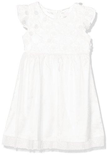 Eisend Mädchen Rosie Kleid, Elfenbein (Ecru 11), 128