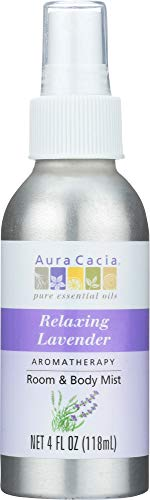Aura Cacia (NOT A CASE) Room & Body Mist Relaxing Lavender
