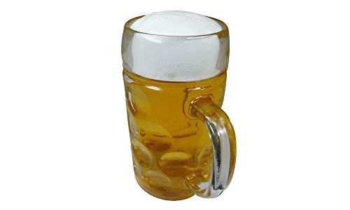 Oktoberfest boissons de sécurité, chope de bière 1 l et souvenier idée de cadeau pour la fête la bière (oktoberfest) eRRO idée cadeau original.