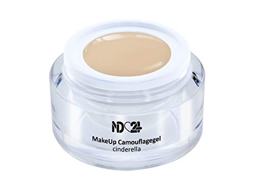 Make Up Camouflage Aufbau - Gel Cinderella - Babyboomer- Studio Qualität - Made in Germany - 5ml