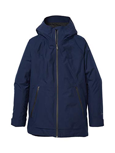 Marmot Wm's Solaris Jacket Chubasquero rígido, Chaqueta Impermeable,...