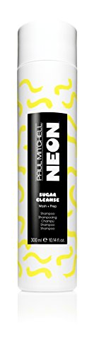 Paul Mitchell Neon Sugar Cleanse - zucker-basiertes Clarifying-Shampoo für frisches, sauberes Haar, professional Hair-Care just for Girls, 300 ml