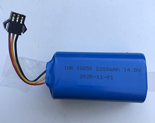 Replacement Battery for MT820 or DEIK Robotic Vacuum ...