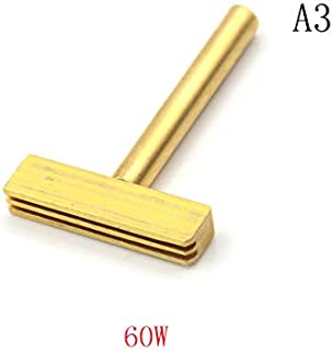 Pumbaa 12pcs 900M-T Lead Free Soldering Iron Tips 4.3cm Length For 936//937//928 Soldering Station 900M Series
