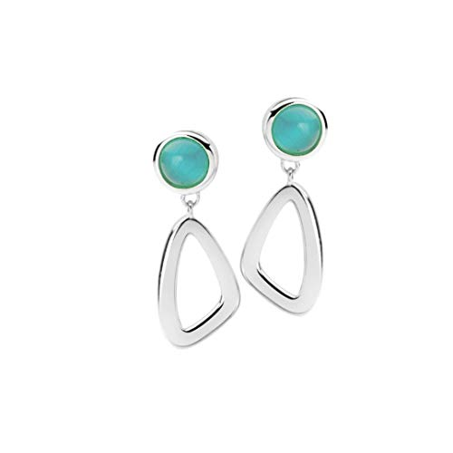 NANA KAY Colour Love Ocean ST1788 - Pendientes de color azul claro