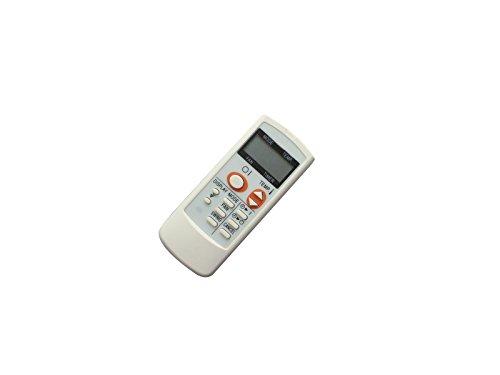 HCDZ Remote Control for Sharp CV-P10PC CRMC-A705JBEZ CV-P10PC-D CV-P10PC-R RRMC-GA589JBEZ CRMC-A810JBEZ Room Air Conditioner