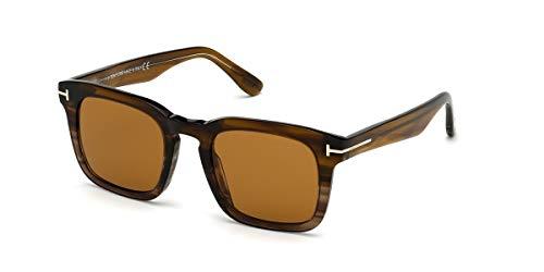 Tom Ford Herren Sonnenbrillen FT0751, 55E, 48