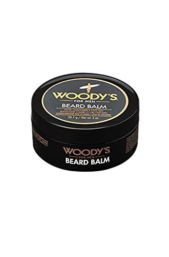 Woody's 2-in-1 Beard Balm for Men, Beard...