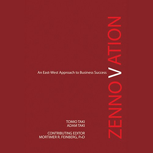 Zennovation audiobook cover art