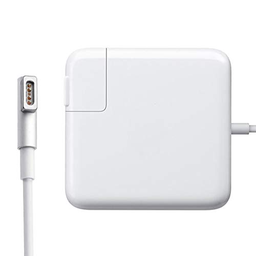 Mac Book Pro Charger, Replacement 85W L-Tip Power Adapter Magsafe Compatible for MacBook Pro 15-Inch and 17-inch Laptop (Before 2012)