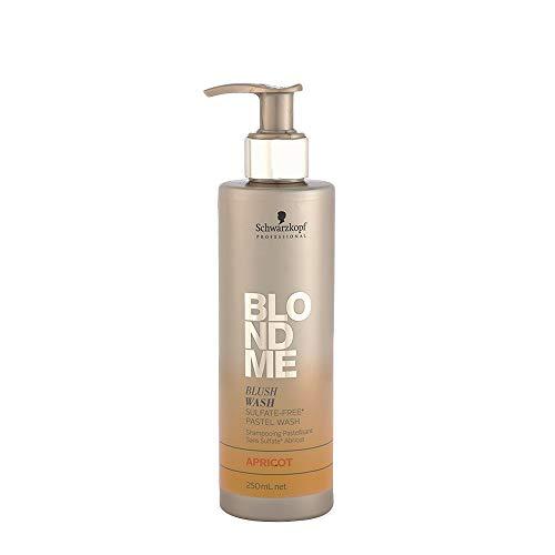 SCHWARZKOPF BlondMe Blush Wash, Apricot, 250 ml