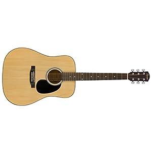 Fender Squier SA-150 Dreadnought Acoustic Guitar 0961090021 6