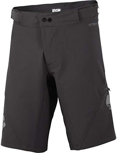 IXS MTB-Shorts Carve Schwarz Gr. XL