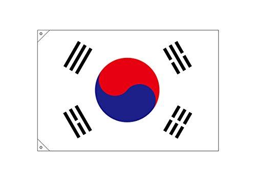 N国旗(販促用) 23692 韓国 小
