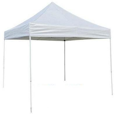 ProSource Pop Up Tent Easy Pop Up Tent Instant Canopy - 10 x 10'