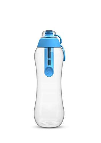 Dafi filtrée Bouteille d'eau Bleu 0.5L
