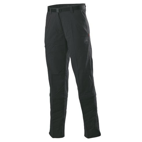 Mammut Chill Zip Women's Pants graphite 76