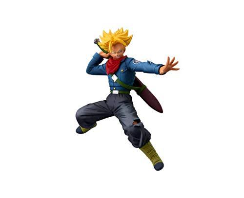 Bandai Spirits. Dragon Ball Super Future Trunks SSJ2 Chosenshi Chousenshi Retsuden Figure Super Saiyan Estatua