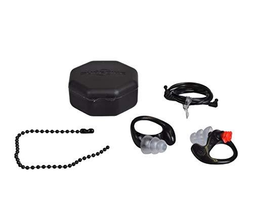 【国内正規品】SUREFIRE(シュアファイア)EP4SONICDEFENDER耳栓ブラックEP4-BK-MPR