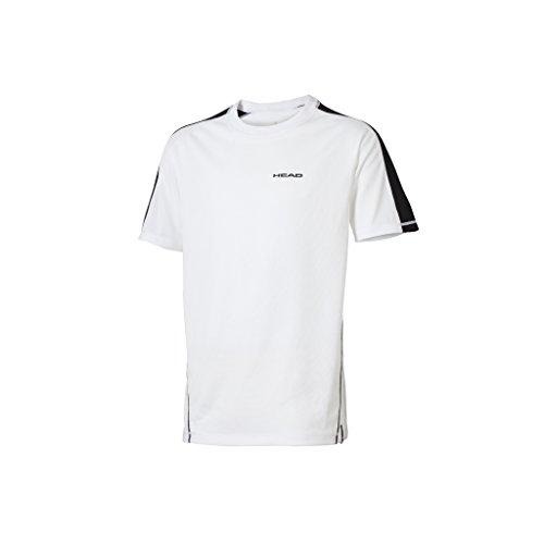 HEAD Swimming Team T-Shirt–T-Shirt M Negro (BK)