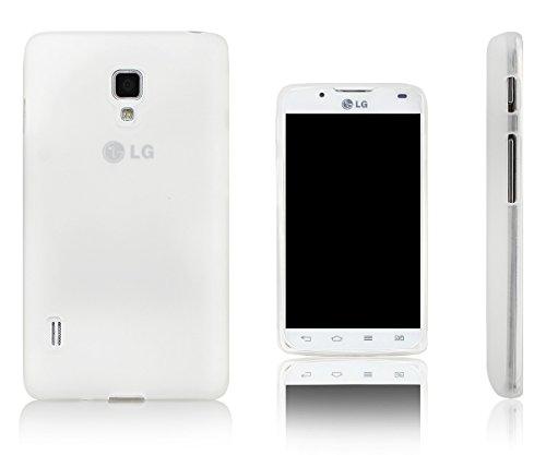 Xcessor Vapour Flexible TPU Case Schutzhülle für LG Optimus L7 II P710 / P713. Transparent