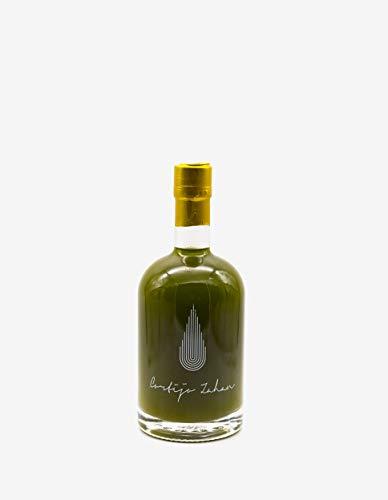 Cortijo Zahan - Aceite de Oliva Virgen Extra - Cosecha Temprana - Aceite Premium D.O. Jaen - Variedad Picual - Sin Filtrar - 500ML