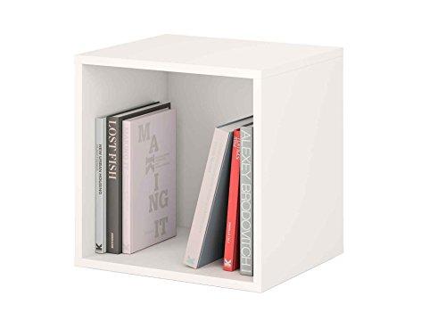 Samblo, Mizu, Mensola, Bianco, 40 x 40 x 33 cm