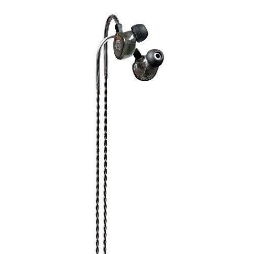 Fischer Amps Ergonomische Kopfhörer FA-4 E XB (grau) grau