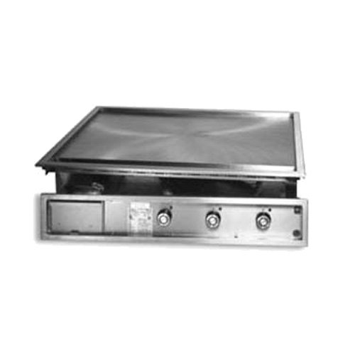 "Lang 148TDI 48"" Drop-In Electric Countertop Griddle"