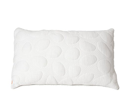 Nook Sleep Systems Organic, Breathable Pebble Pillow Jr. for Children, Cloud