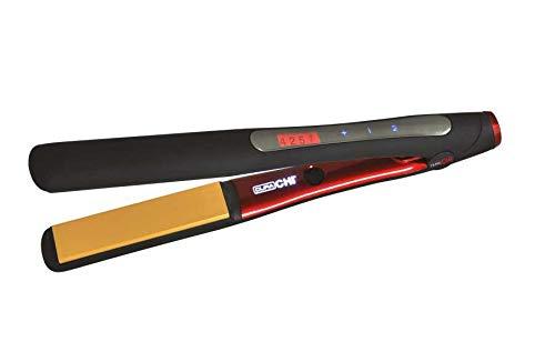 CHi 633911756812Dura Ceramic y Titanium alisador de cabello, 25mm