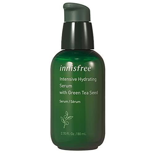 innisfree Green Tea Seed Intensive Hydrating Serum Face Treatment