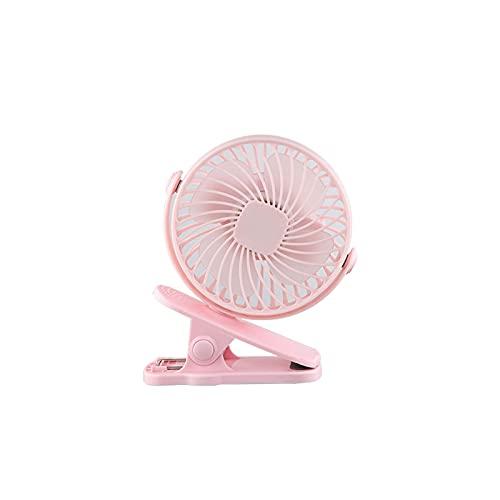 YGGFA Nuevo Mini Pequeño Ventilador Pequeño Ventilador Pequeño Ventilador Pequeño Ventilador 1-5W Ventilador USB Cargar Desktop Air Cooler Fan Ventilador Portátil # G35 (Color : Clear)