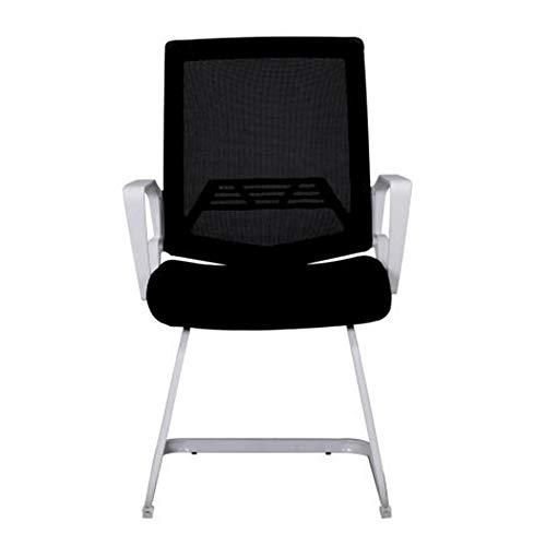 JIADUOBAO-V Home Silla de malla pequeña silla de oficina silla de ordenador silla de aprendizaje estudiante respaldo estudio escritura silla V (color E)