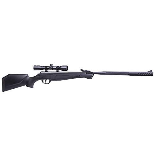 Crosman CS2SXS Shockwave .22 Break Barrel Air Rifle, Black