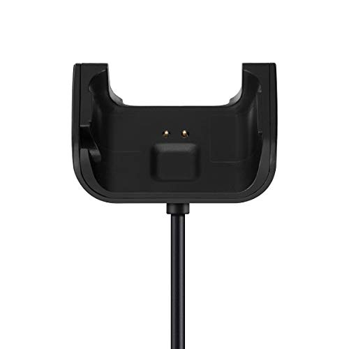 GEEMEE para Amazfit Bip A1608/Amazfit Bip Lite Cargador Cable De Carga,Adaptador De Cargador Línea De Carga Magnética Absorbente Material De Alambre Fijo para Amazfit Bip Xiaomi Huami Younth