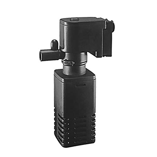 Lixada 水槽フィルター マイクロフィルター 水族館魚タンク用 酸素通気循環水槽 高効率 淡水 海水に適用