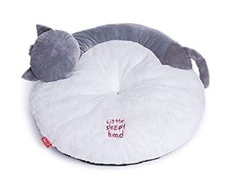 Petface Little Coussin tête de Chat endormi