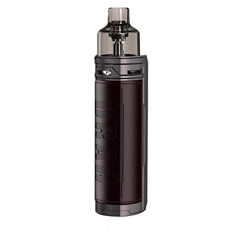 VOOPOO Drag X Mod Pod Kit 80W 4.5ml PnP Pod Tank GENE.TT Chip E-cig Electronic Cigarette Vaporizer Pod System Vape Kit (Chestnut)