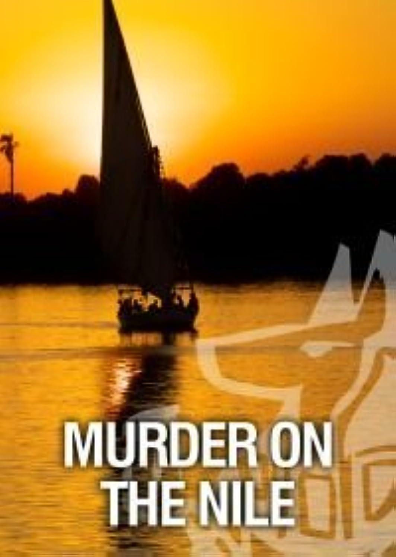 buena calidad Murder on the the the Nile juego de misterio asesinato para 12  la mejor oferta de tienda online