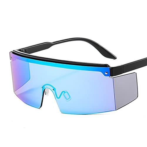 LUOXUEFEI Gafas De Sol Gafas De Sol De Gran Tamaño Para Mujer, Hombre, Viaje, Conducción Al Aire Libre, Gafas De Sol