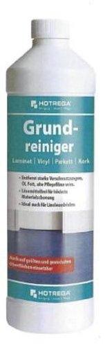 Hotrega H110195001 Grundreiniger Laminat/Parkett/Kork/Vinyl, 1 Liter