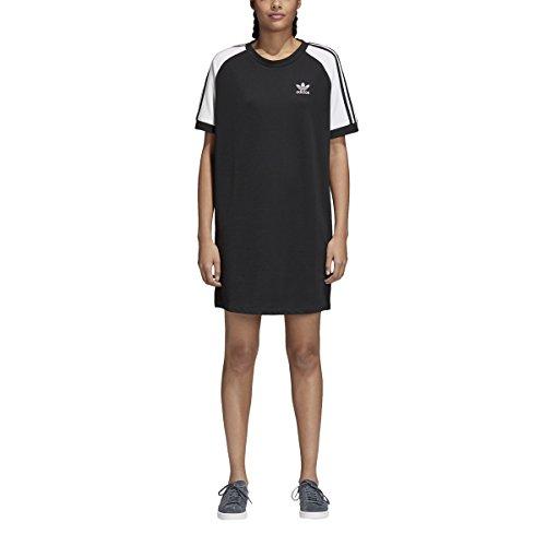 adidas Originals Raglan Dress Black XS