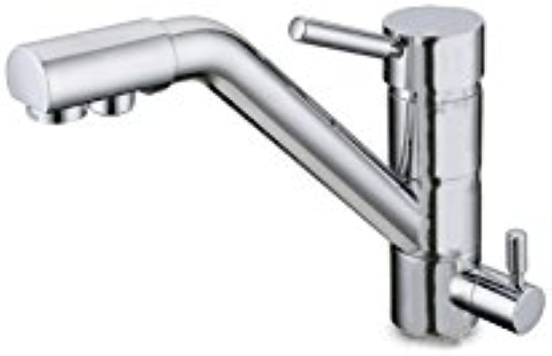 Wasserhahn 3-Wege-Filtration-Unterschrank Profine und Everpure