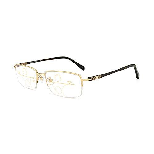 HQMGLASSES Progresivas multifocales fotocromáticas Gafas de