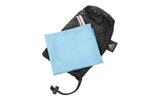 Vaude Handtuecher Sports Towel, lightblue, One size