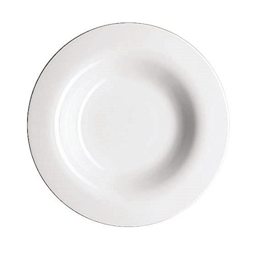 Rosenthal - Moon Frühstücksteller mit Fahne Weiß Ø 22 cm