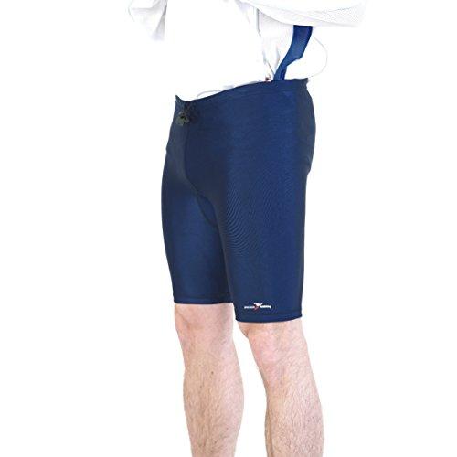 Precision Training Short Homme, Bleu Marine, FR : XXL Fabricant : Taille 42/44