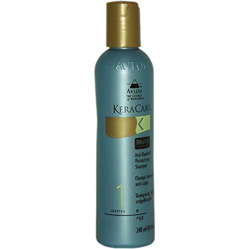 Avlon Keracare Dry and Itchy Scalp Anti-dandruff Moisturizing Shampoo, 8 Ounce