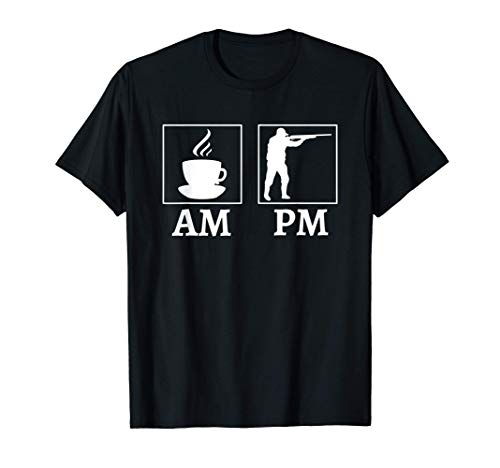 Jäger Kaffee Jagd T-Shirt